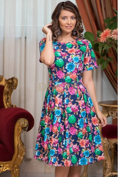 Rochie bumbac Calioppe